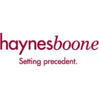 Logo of Haynesboone