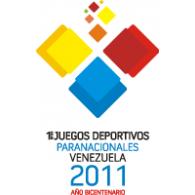 Logo of Juegos Deportivos Paranacionales Venezuela 2011