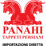 Logo of Panahi Tappeti Persiani