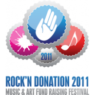 Logo of Rock'n Donation