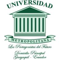 Logo of Universidad Metropolitana de Guayaquil