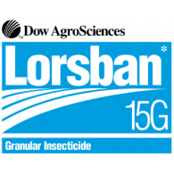Logo of Lorsban Dow AgroSciences