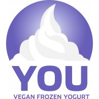 Logo of YOU Vegan Frozen Yogurt