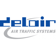 Logo of delair Air Traffic Systems GmbH