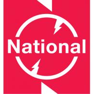 Logo of National Matsushita Electric