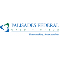 Logo of Palisades Federal Credit Union