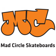 Logo of Mad Circle Skateboards