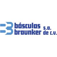Logo of Basculas Braunker S.A. de C.V.