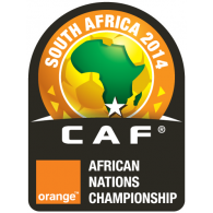 Logo of CAF African Nations Championship 2014
