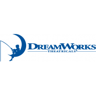 Logo of Dreamworks Theatricals