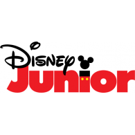 Logo of Disney Junior