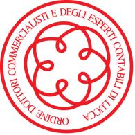 Logo of Ordine dei Dottori Commercialisti e degli Esperti Contabili di Lucca