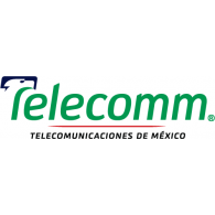 Logo of Telecomm Mexico