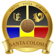 Logo of UE Santa Coloma