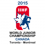 Logo of 2015 IIHF World Junior Championship