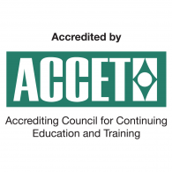 Logo of Accet Accreditation