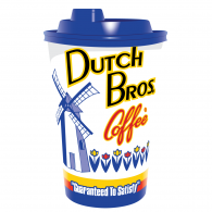 Logo of Dutch Bros