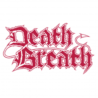 Logo of Death Breath Metal Band