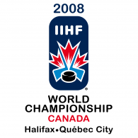 Logo of IIHF 2008 World Championship