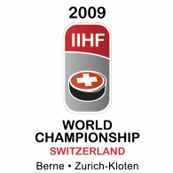 Logo of IIHF 2009 World Championship
