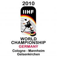 Logo of IIHF 2010 World Championship