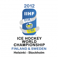 Logo of IIHF 2012 World Championship