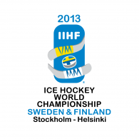 Logo of IIHF 2013 World Championship
