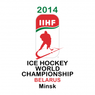 Logo of IIHF 2014 World Championship