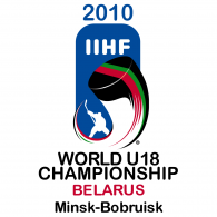 Logo of 2010 IIHF World U18 Championship