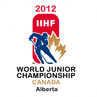 Logo of 2012 IIHF World Junior Championship