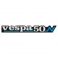 Logo of Vespa 50 N