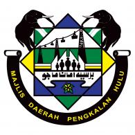 Logo of Majlis Daerah Hulu Perak (MDPD)
