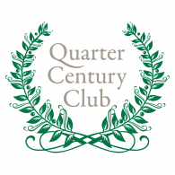 Logo of Quarter Century Club