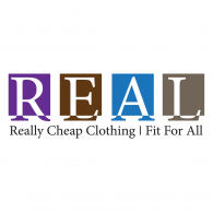 Logo of Real Clothing Brand by Stareon
