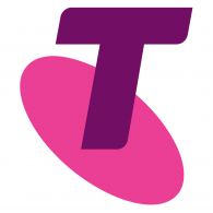 Logo of Telstra
