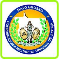 Logo of Coordenadoria Militar do Tribunal de Justica