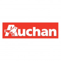 Logo of Auchan