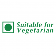 Logo of Suitable for Vegetarian