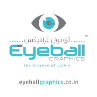 Logo of Eyeball Graphics