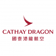 Logo of Cathay Dragon