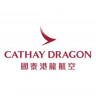 Logo of Cathay Dragon