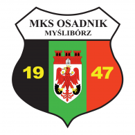 Logo of MKS Osadnik Mysliborz