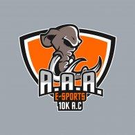 Logo of Associação Atlética Acadêmica de E-Sports 10K AC