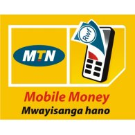 Logo of MTN Mobile Money