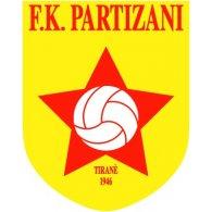 Logo of FK Partizani Tiranë