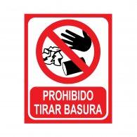 Logo of Prohibido Tirar Basura