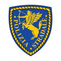 Logo of POLIZIA STRADALE