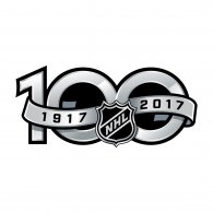 Logo of NHL Centennial - 100 Years
