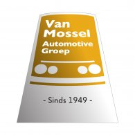 Logo of Van Mossel Automotive Groep
