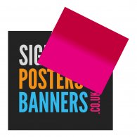 Logo of Signs Posters Banners